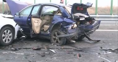 Tragedia de pe Autostrada Soarelui / Ultimele informaţii despre răniţii în accident