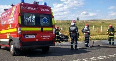 Încă un accident grav la Constanţa! O PERSOANĂ A DECEDAT