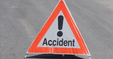 Accident rutier în Constanţa. O victimă