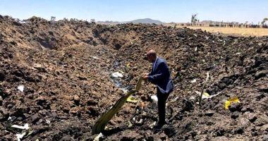 Familiile victimelor accidentului aviatic din Etiopia primesc câte un sac de pământ din partea autorităților