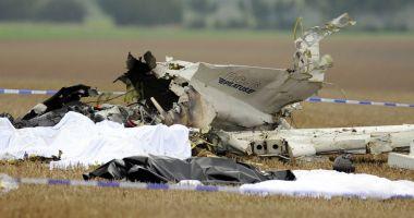 Care este starea piloţilor care s-au catapultat înainte de prăbuşirea avionului IAR 99 Şoim