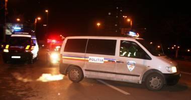 Accident soldat cu patru victime, în Constanţa