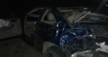 Accident grav! Un tânăr de 16 ani, aflat la volan, a murit. Alte două persoane au ajuns la spital