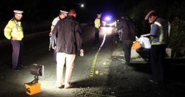 TRAGEDIA SERII. Doi bărbaţi au fost găsiţi împuşcaţi, pe câmp
