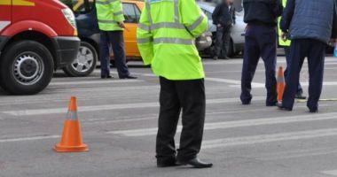 Şoferul fugar din Mamaia, arestat preventiv. Era şi beat şi drogat