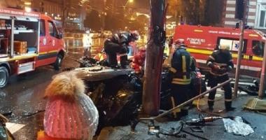 Detalii despre tragedia rutieră soldată cu doi morţi: Şoferul