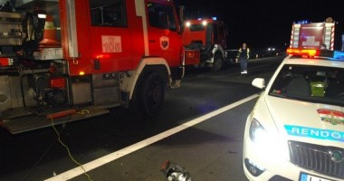Tragedie rutieră / 14 români au murit într-un accident rutier în Ungaria