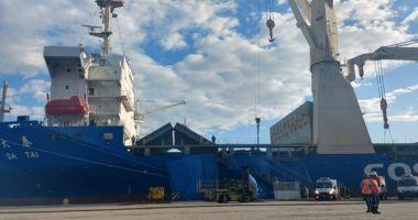 Accident de muncă pe o navă; un marinar a murit, iar altul a fost spitalizat