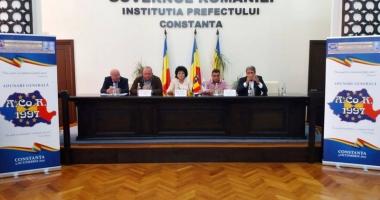 Mariana Gâju, realeasă preşedinte al Asociaţiei Comunelor din România, filiala Constanţa