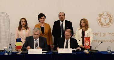 Acord de cooperare între CCIR și Tunisia