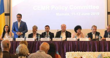Reprezentanții comunelor din Europa s-au reunit în stațiunea Mamaia