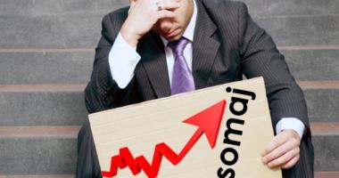 A crescut numărul şomerilor