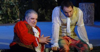 Actorii Teatrului de Stat vă invită la nuntă