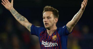 Barcelona a anunțat-o pe Man. United că e dispusă să negocieze transferul lui Ivan Rakitic