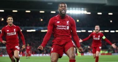Liverpool - Barcelona | Nebunie pe Anfield. Rezerva Wijnaldum, dublă istorică împotriva Barcelonei
