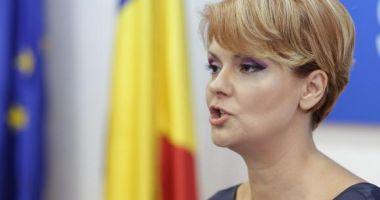 Olguţa Vasilescu: De mâine nu vom mai avea ministru la Transporturi. Vom avea un minister blocat