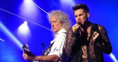 Queen şi Adam Lambert, în premieră în România. Iată când