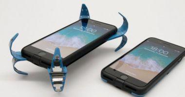 INVENŢIA care ne va salva telefoanele! Carcasa de smartphone cu