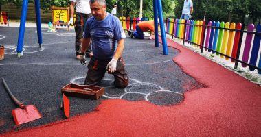 Noi locuri de joacă pentru copii, la Casa de Cultură din Constanța
