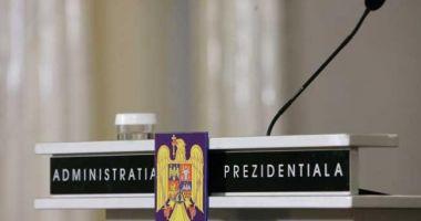 Candidatură surpriză la funcţia de preşedinte al României