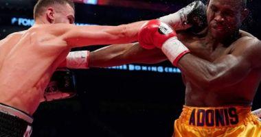 Scandal în box: pugilist în stare critică, după ce a fost făcut KO la meciul pentru titlul mondial