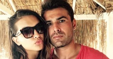 Adrian Mutu, jefuit de bonă! Dinamovistul, scandal cu iubitul acesteia