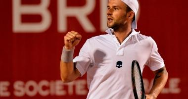 TENIS / Adrian Ungur, calificat în sferturile turneului futures de la Santa Margherita