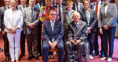 Adunarea parlamentară franco-germană s-a întrunit, în premieră, la Paris