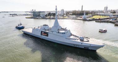 """Foto : Afacerea """"corveta multifuncțională""""  - un scandal cât Marea Neagră"""