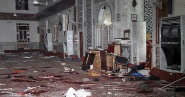 Afganistan: Cel puţin 56 de morţi  în atentatul comis împotriva  unei moschei din Kabul