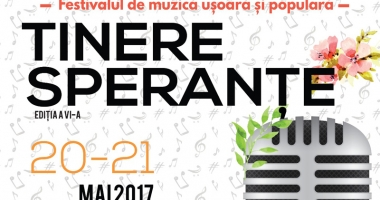 "Festivalul  ""Tinere Speranţe"",  la Medgidia"