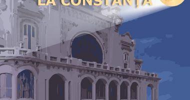 Jonglerii, percuție și magie, pe faleza Cazinoului din Constanța