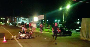 A fost arestat bărbatul care l-a accidentat mortal pe motociclistul din Valu lui Traian