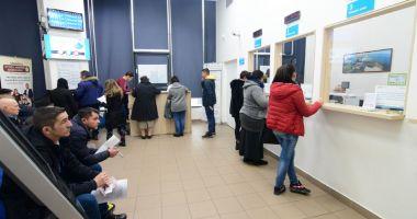 Agenţia fiscală din Palazu Mare, închisă definitiv
