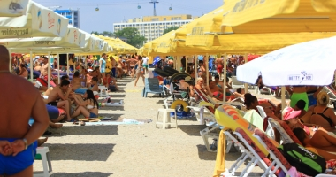Agenţiile de turism şi hotelierii vor să aducă turişti turci la Mamaia