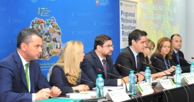 Agricultura României a absorbit peste  3,3 miliarde de euro