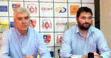 Aihan Omer, noul antrenor al echipei HC Dobrogea Sud