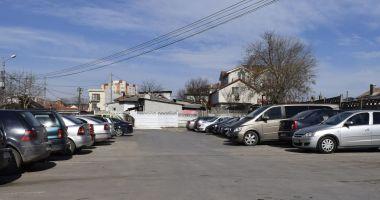 A început inventarierea locurilor de parcare, la Mangalia