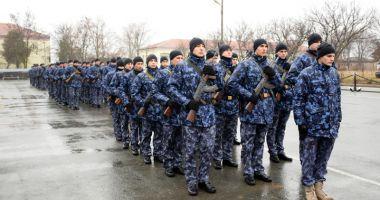 Întăriri pentru Armata Română. A început instrucţia viitorilor marinari militari