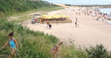 Plajele din Constanţa, în pericol de dispariţie. Cum se încearcă salvarea lor / Galerie foto