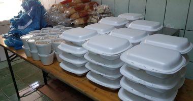Ajutoare de peste 100.000 de euro oferite de către biserică