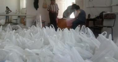 De unde pot ridica pachetele cu alimentare, nevoiaşii din Mangalia