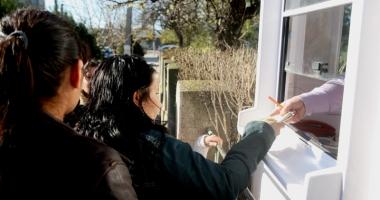 A început distribuirea ajutoarelor de căldură, la Cernavodă