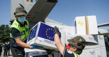 Uniunea Europeană a declanşat mecanismul de protecţie civilă pentru România