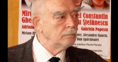 """In Memoriam Mircea Albulescu. """"Aştept moartea, sunt tot mai aproape de ea, e cea mai grea aşteptare"""""""
