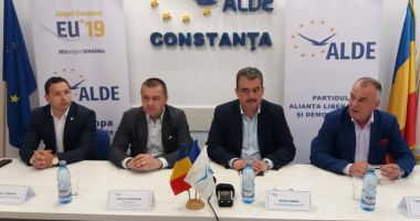 """Foto : ALDE: """"La Constanța ne-am propus un scor de 15% la alegerile europarlamentare"""""""