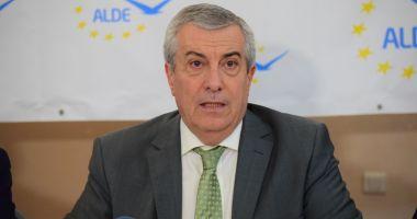 ALDE își face planuri pentru președinția României. Tăriceanu,  posibil candidat