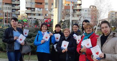 """Femeile din ALDE Constanța au marcat """"Ziua mondială de luptă împotriva cancerului"""""""