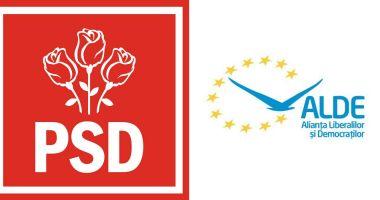 Şedinţă a Coaliţiei PSD-ALDE, de la ora 15, la Parlament, după o întâlnire fulger Dragnea - Tăriceanu