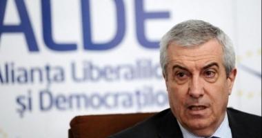 Congres ALDE pentru un șef unic. Tăriceanu, singurul candidat